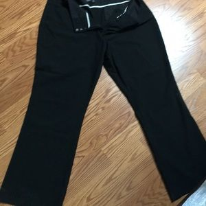 The limited black collection Cassidy fit pants